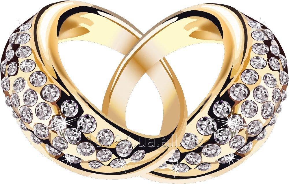 Днем, открытки золотые кольца