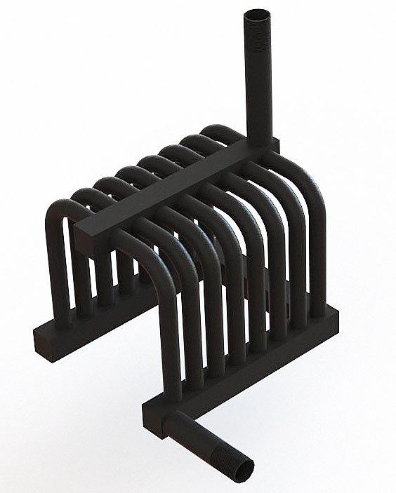 Теплообменник для твердотопливного котла купить резервирование теплообменников