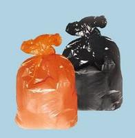 Купить Полиэтиленовый мешок черный