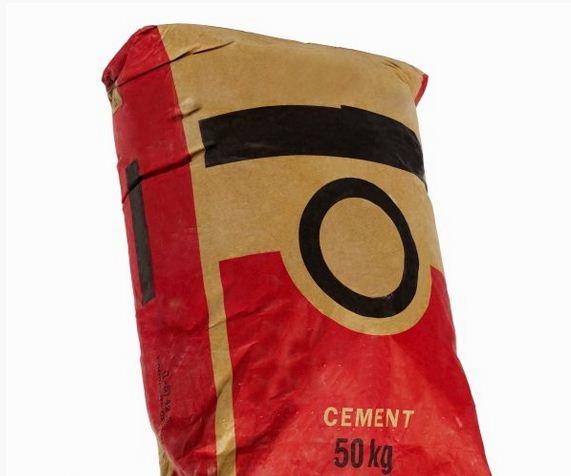 Купить Бумажные мешки закрытые с клапаном под сухие строительные смеси
