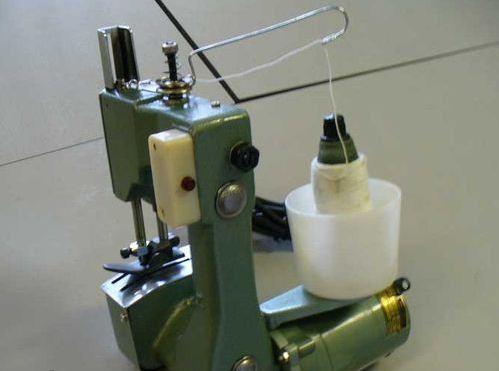 Купити Ручна однониткова мешкозашивочная машинка GK9-2