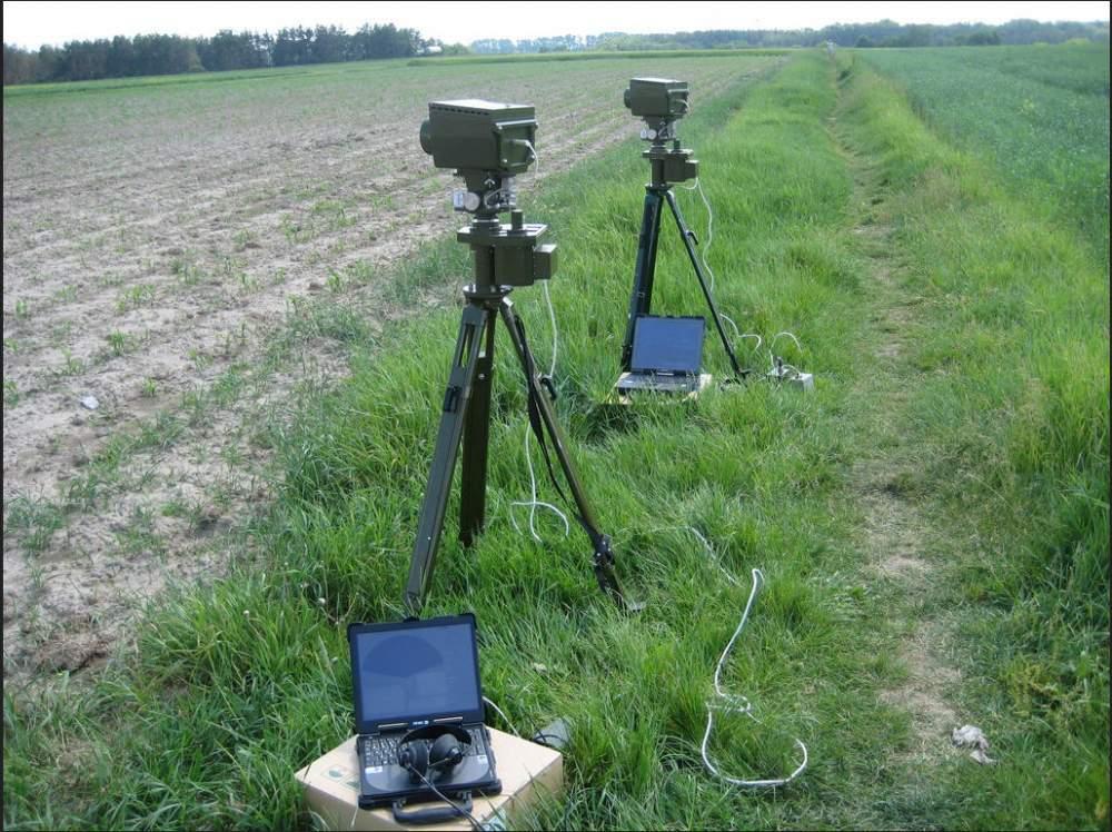Радиолокационная станция разведки наземных целей ближней зоны 112L1А БАРСУК-А