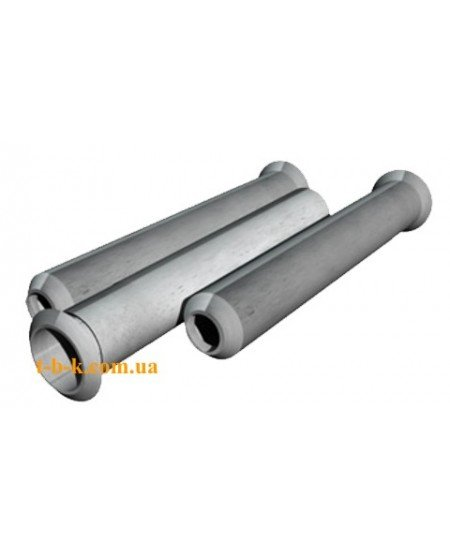Pipe free-flow Ti 100.50-2