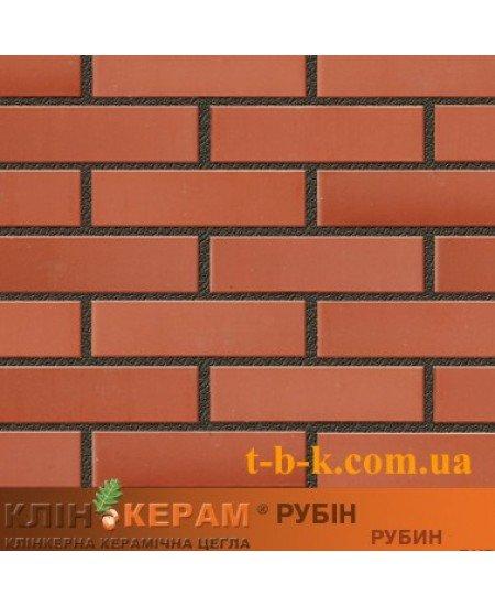 Кирпич облицовочный Керамейя КлинКЕРАМ Рубин М350