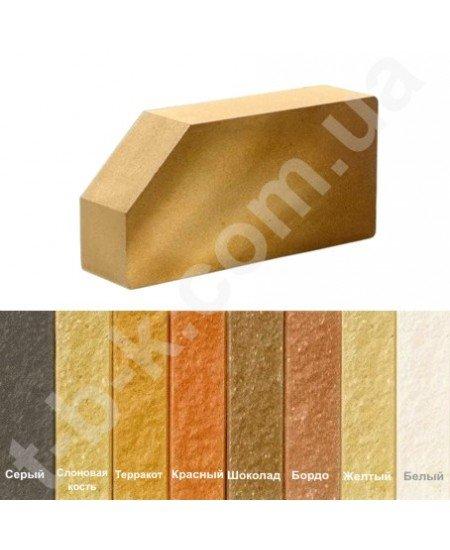 Buy Brick of Litos Standard Corpulent Smooth Angular Yellow