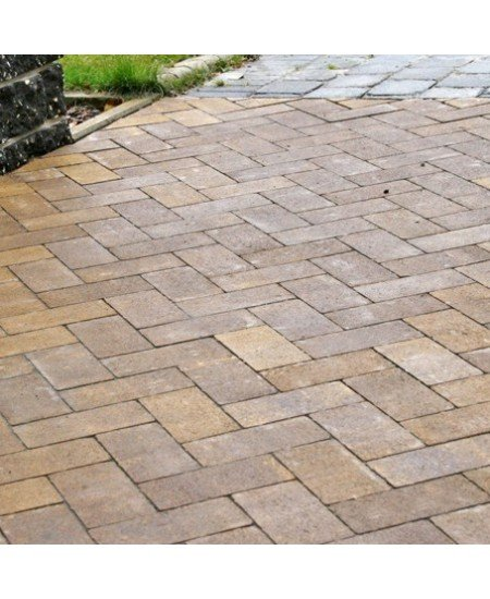 Buy Paving slabs the Brick standard without facet (60 mm)