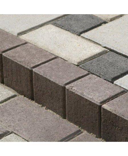 Купить Поребрик фигурный квадратный 500*250 (80мм)