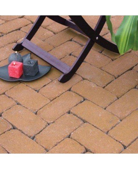 Плитка тротуарная Кирпич стандартный Антик (60мм)