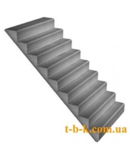 Лестничный марш 2ЛМФ 39.14.17-5