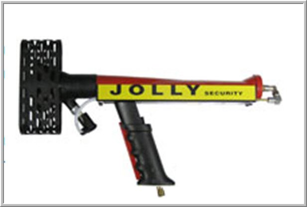 "Buy The thermogun automatic gas ""Jolly"" for packing of freights in a thermoshrinkable cap"
