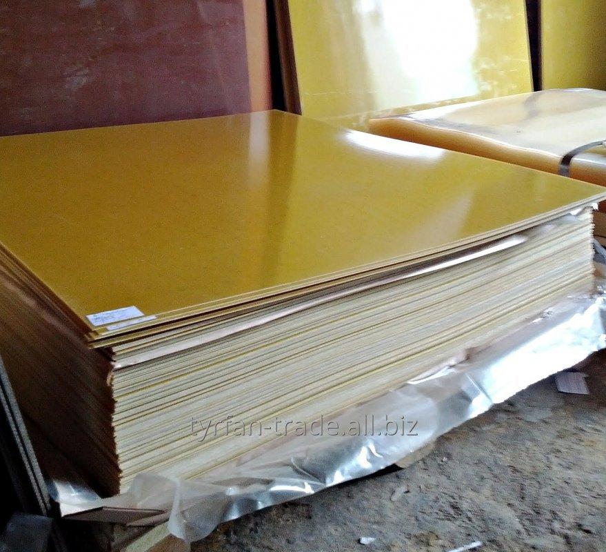 Текстолит (лист, стержень)