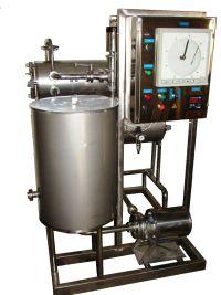 Buy Installations pasteurization tubular PTU-1; PTU-3, PTU-5, PTU-10. Tubular pasteurizer.