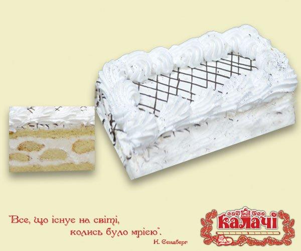 Тірамісу, опт торты бисквитные весовые от производителя