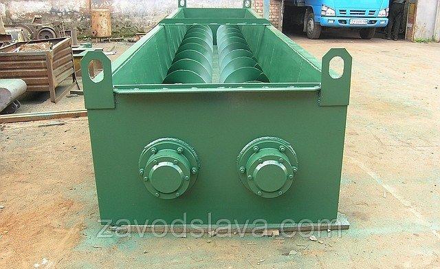 Шнековый транспортер, конвейер для сахарных заводов нержавеющий