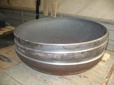 Заглушки большого диаметра