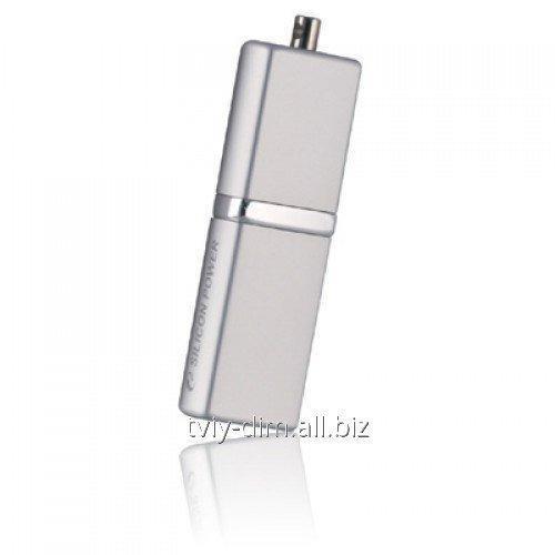 USB флеш-накопитель Silicon Power LuxMini 710 Black 32 Gb