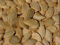 """Калиброваные семена тыквы сорт """"Украинская-многоплодная"""" очищенная"""