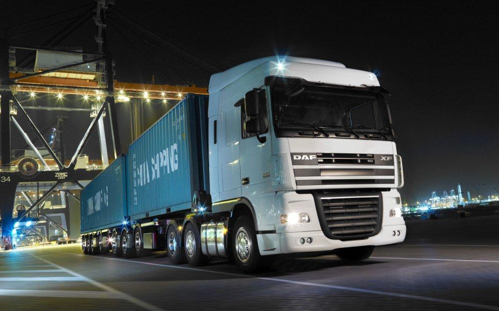 Транспорт под перевозки импортных контейнеров