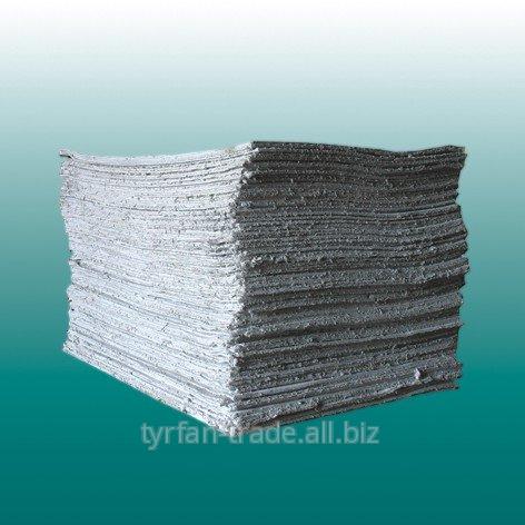 Картон асбестовый толщиной 3, 4, 5, 6, 8, 10 мм