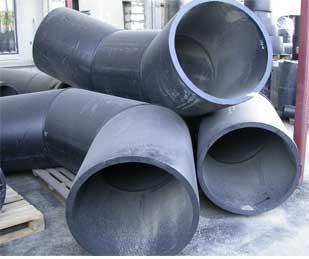 Отвод сегментный стальной