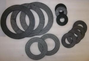 Прокладки резиновые ду 15-1200мм