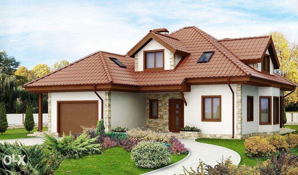 Купить Индивидуальное проектирование жилых домов и коттеджей