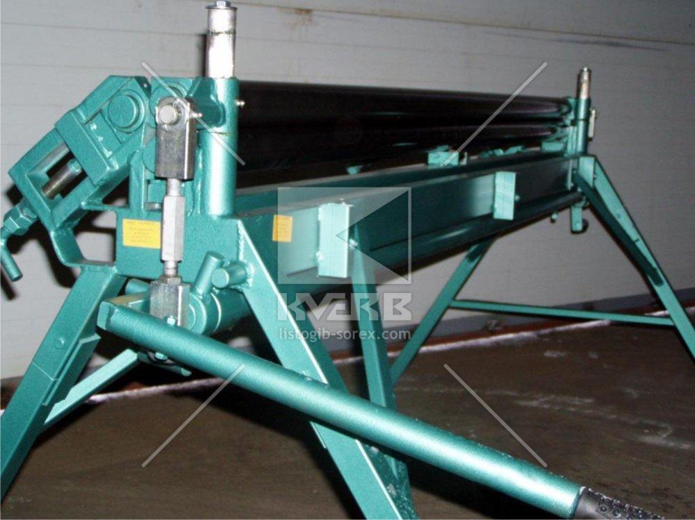 Купить Вальцы ручные для вальцовки труб Ja-Mech WJ - 2040