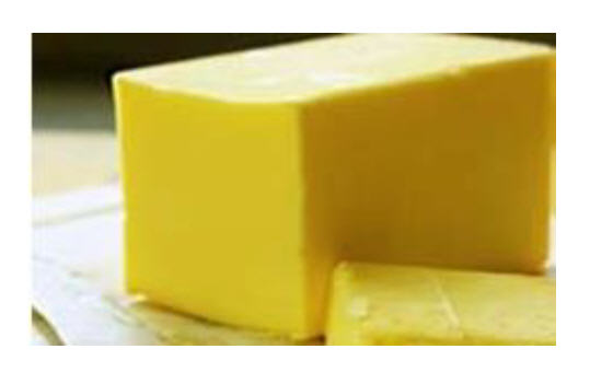 Обезвоженый молочный жир