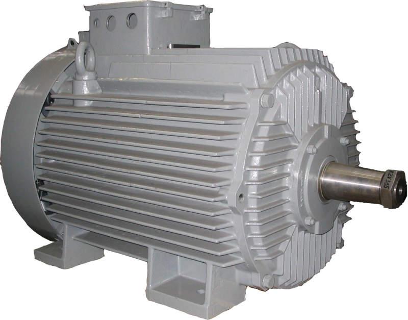 Электродвигатели крановые однофазные с повышеним скольжением с электромагнитным тормозом