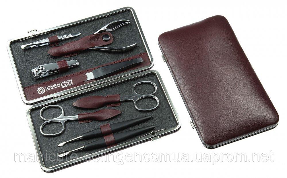 Купить Маникюрный набор в металлическом каркасе Kniebes 5080-0000 с 8 инструментов