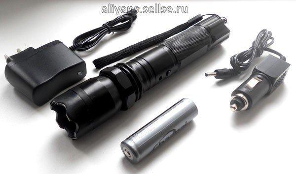 Купить Электрошокер 1102 Police Scorpion