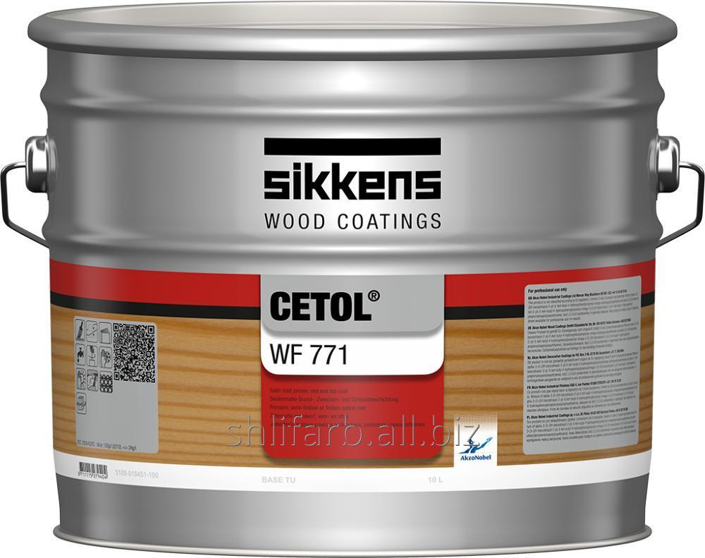 Пропитка-лазурь для наружных работ SIKKENS Cetol WF 771