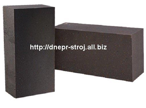 Кирпич высокоогнеупорный хромитопериклазовый ХП1 №7