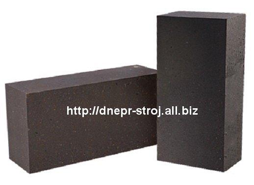Кирпич высокоогнеупорный хромитопериклазовый ХП2 №9
