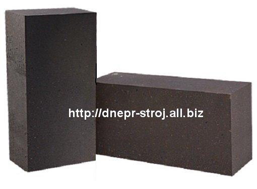Кирпич высокоогнеупорный хромитопериклазовый ХП3 №3