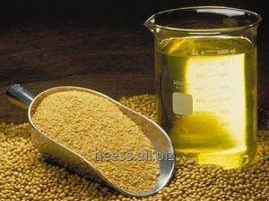 Соевое масло, соя, рафинированное, от 1 кг