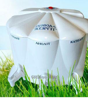 Бытовой очиститель воды ЭАВ-6 Жемчуг обеспечит Вас чистой питьевой  водой , насыщенной  ионами кремния .