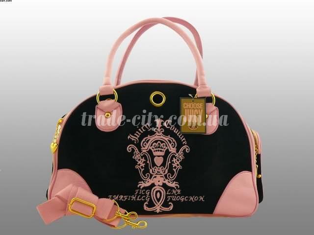 сумка Juicy Couture для собак : Juicy