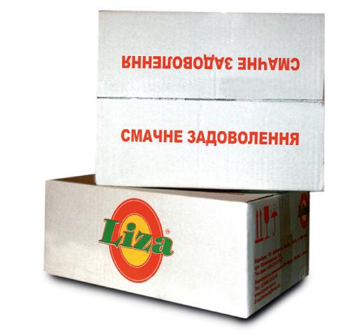 """Ананас фасованный кубик натуральный, ТМ """"Liza"""""""
