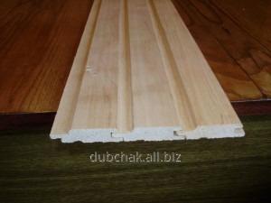 Купить Евровагонка (доска облицовочная) ольха (14×50) сорт высший 2-4,5 м