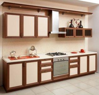 Кухня эконом класса парма 2 мебель