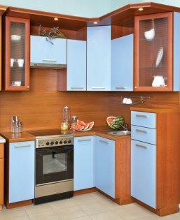 Кухня эконом класса веста шкафы с