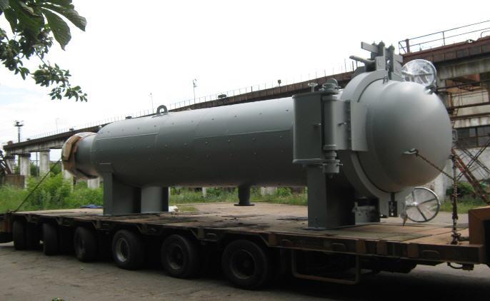 Фильтры-грязеуловители для нефтепроводов типа ФГ