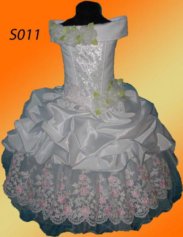 Купить Платье детское бальное