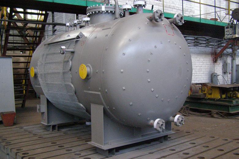 Оборудование сепарационное для очистки природного и попутного нефтяного газа