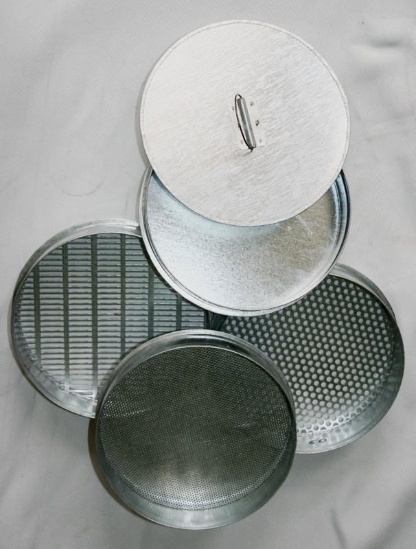 Buy Sieve laboratory for analyses of raw materials