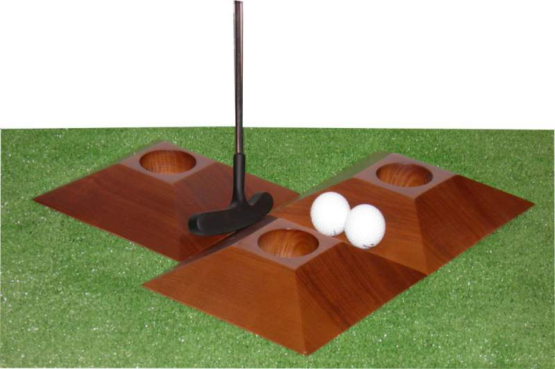 Buy Mobile, compact systems for minigolf