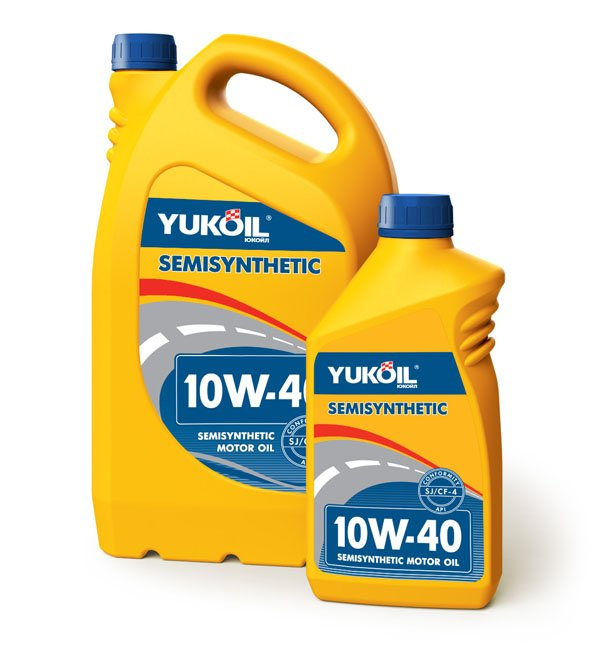 Масло YUKOIL 4T (10W-40)
