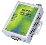 Купить Промышленный оптоволоконный сервер последовательных устройств JetPort 5601f-m