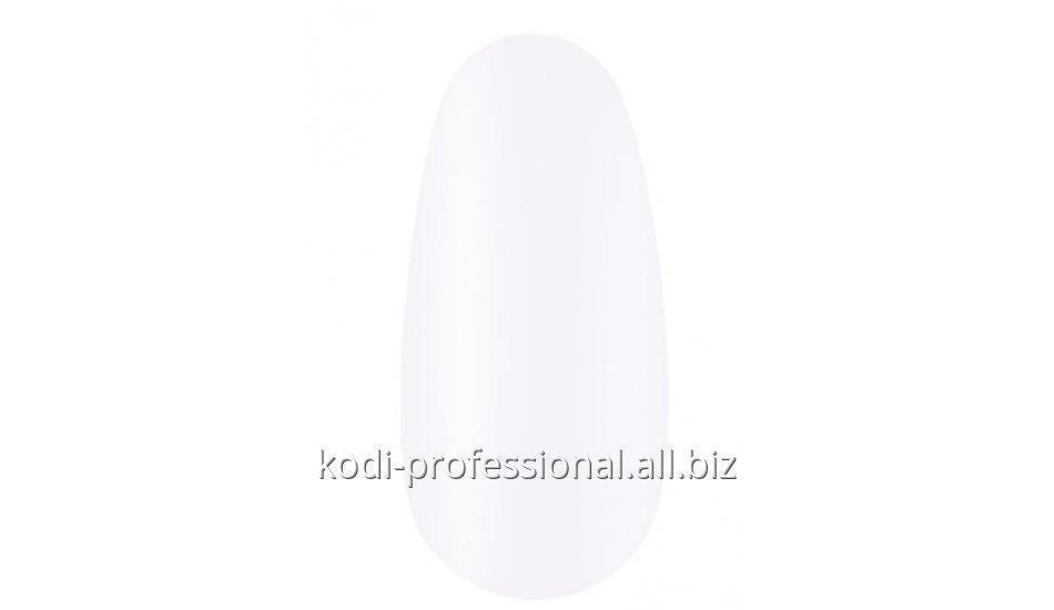 Гель-лак Kodi 8 мл, тон № 01 bw, black&white